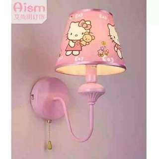 Hello Kitty Wall Lamp