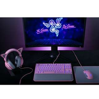 Razer Quartz Keyboard/Mouse/Headset/Mousepad