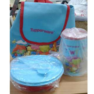 Tiwi & Friends Tupperware