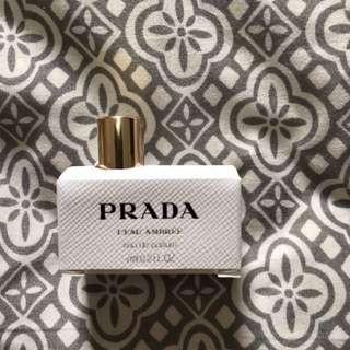 Authentic Prada (miniature) L'eau Ambree Eau de Parfum 7ml
