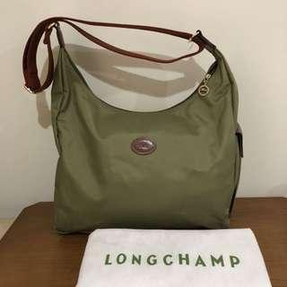 Preloved longchamp Le Pliage Besace Sling Bag