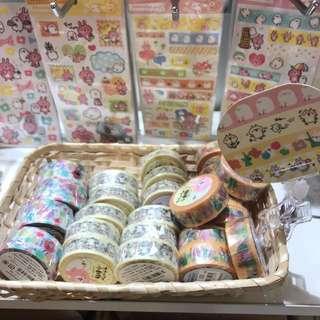(代購) 日本 卡娜赫拉 紙膠帶