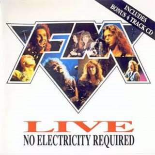 FM No Electricity Required double cd