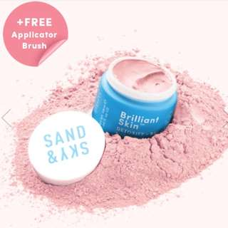Sand & Sky Purifying Pink Clay Mask