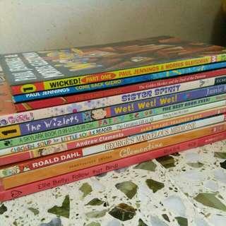 *Bundle #6* Children's Story Books
