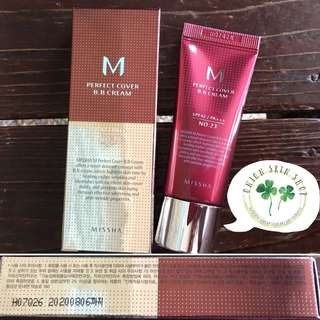 Missha M Perfect Cover B.B Cream SPF42PA+++ (No.23)