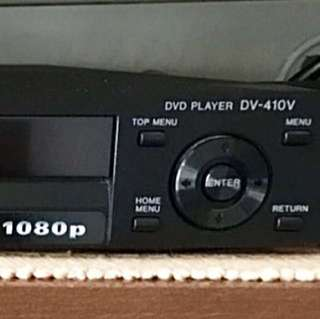 Pioneer 1080 HIgh Definition DVD player