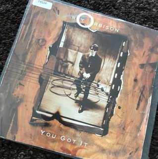"1988 Roy Orbison - You Got It ( 7"" Vinyl Record )"