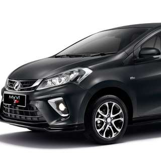 New Myvi 1.5 Advanced
