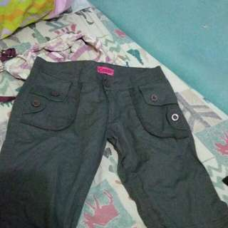 Above the knees tokong size 31