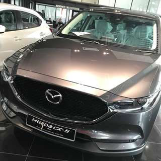 2018 All New Mazda CX-5 2.0 GLS