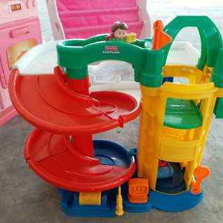 Little People Fisher Price UK
