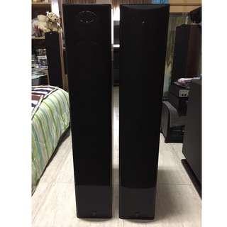 Yamaha NS-325F 3-Ways Floorstanding Speakers (6 Ohms, 200 Watts)