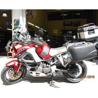 Yamaha XT1200Z 2011  D/P $1500 or $500 With Out Insurance  (Terms and conditions apply. Pls call 67468582 De Xing Motor Pte Ltd Blk 3006 Ubi Road 1 #01-356 S 408700.