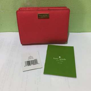 Kate Spade Cara Small Wallet (Authentic)
