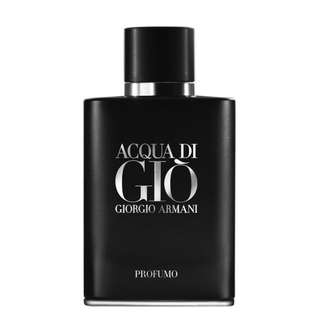 Parfum Original Giorgio Armani Acqua di Gio Profumo Tester