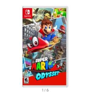 徵收$260 Mario Odyssey