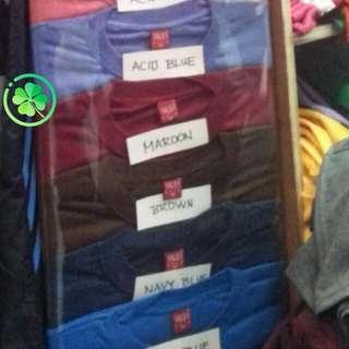 Yalex Red Label Plain T-Shirt