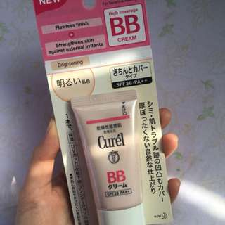 Curel BB Cream (Brightening)