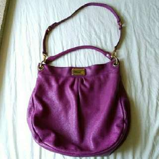 Authentic Marc by Marc Jacobs Large Hillier Hobo Bag