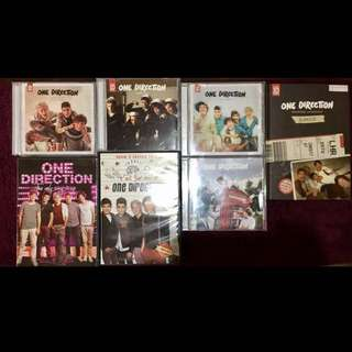 One Direction Package