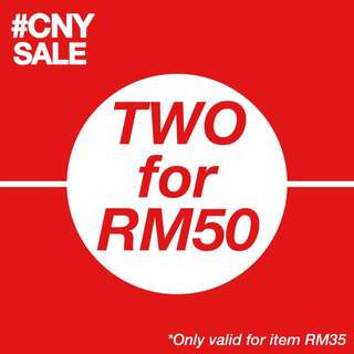 CNY Sale!! Price Include Shipping