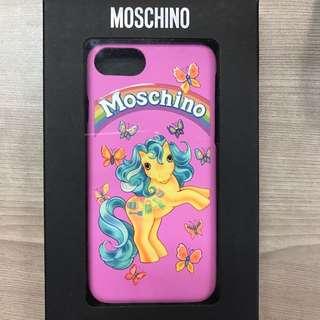 Moschino pony iPhone case 6/6s/7