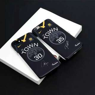NBA iPhone Cases GSW Away Soft Silicon Backprint Casing