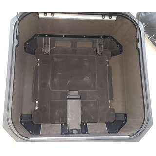 Inner Lining Protection Aluminium Top Case
