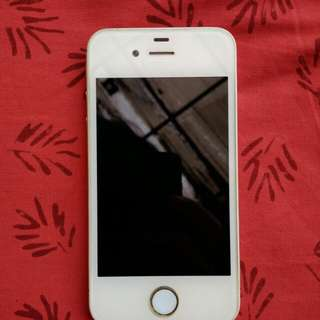 iPhone 4S - White