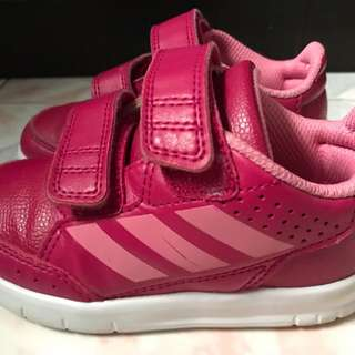 Used Adidas Toddler Shoes