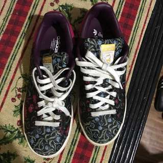 Adidas Floral Sneakers