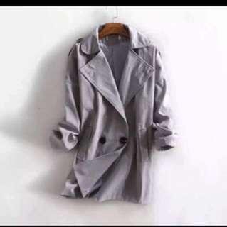 灰色外套#舊愛換新歡