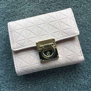 Pink Small Wallet