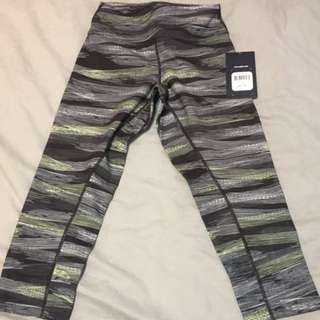 Authentic Asics Workout Pants (BNWT extra small)
