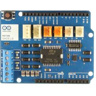 L298N Motor Driver Shield for Arduino (Clone)