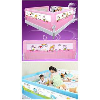 Baby Bed Safety Guar Rail