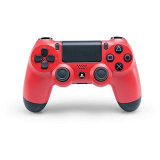 PS4 Controller (Solid Red)