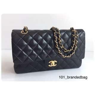 Chanel Medium 2.55 Lambskin Flap Bag