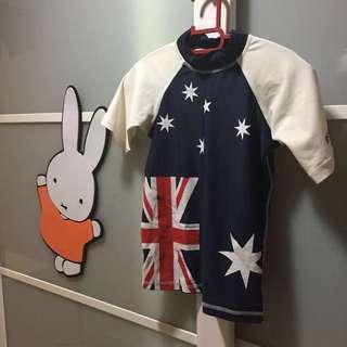 Swimming Top Australia 🇦🇺