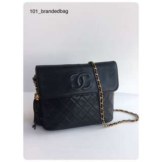 Chanel Top Flap Vintage Sling Bag