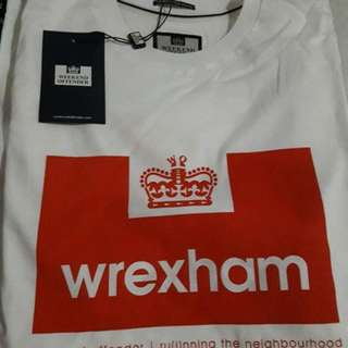 Weekend Offender Wrexham white