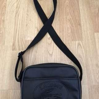 Preloved Lacoste Cross Body Bag