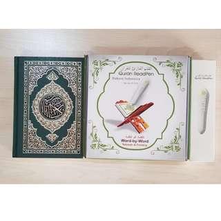 Alquran Digital Pen PQ05 Dilengkapi Buku Doa Dan Panduan Haji