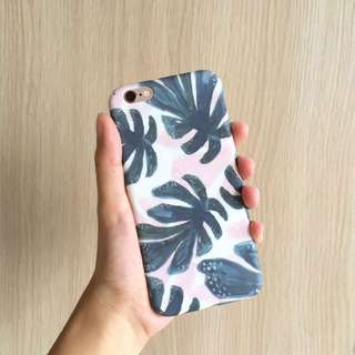 Palm Tropical Leaf iphone 6/6s case