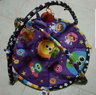 Lamaze Playmat Space Symphony Motion Gym