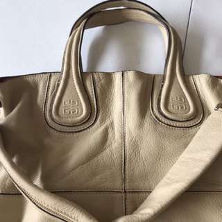 Givenchy nightingale vertical two-way shopping tote