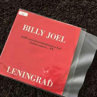 """1989 Billy Joel - Leningrad (7"""" Vinyl Record )"""
