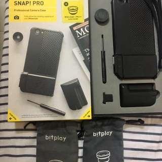 bitplay SNAP! PRO 拍照手機殼 iphone6/6s
