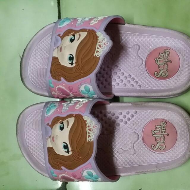 韓國女童拖鞋16公分